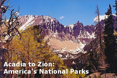 Acadia to Zion: America's National Park