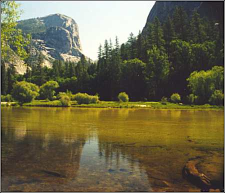 Mirror Lake, Yosemite National Park