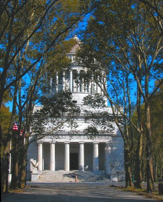 Grant's Tomb; officially, General Grant Memorial