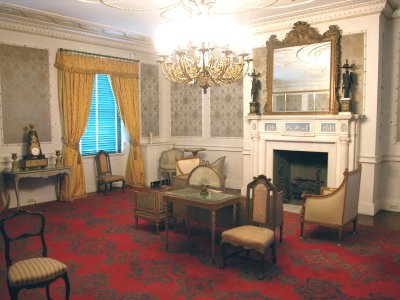 Sitting room at Montpelier