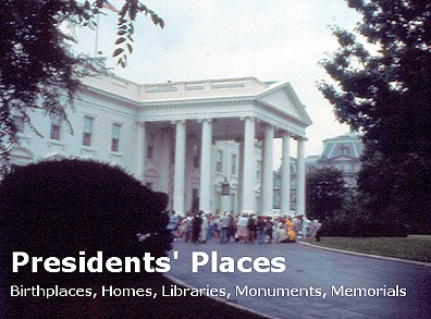 Presidents' Places