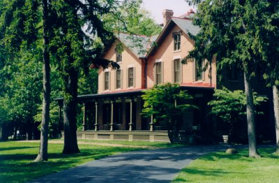 Spiegel Grove, home of President Rutherford B. Hayes