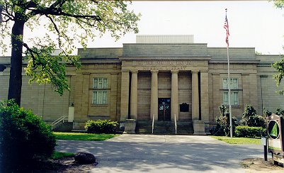 Rutherford B. Hayes Museum Library