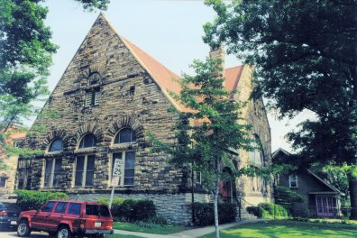 First Unitarian Church of Cincinnati, Ohio