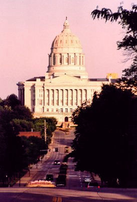 Missouri State Capitol, City of Jefferson
