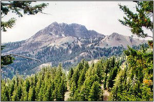Brokeoff Mountain and Mount Diller