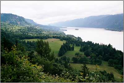 View from Cape Horn