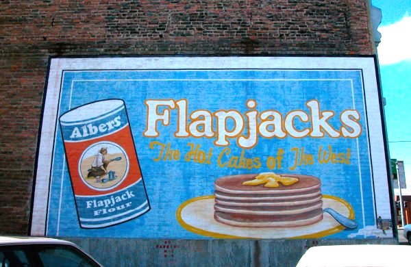 Albers Flapjacks, the Hot Cakes of the West
