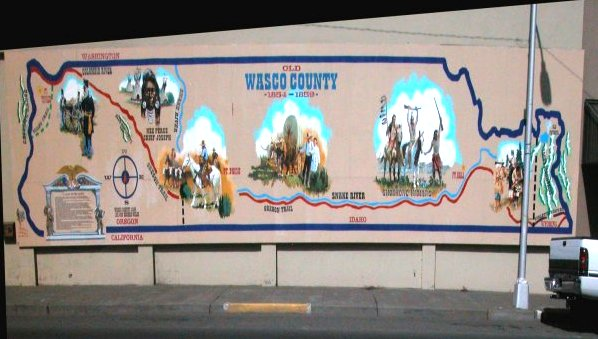 Old Wasco County