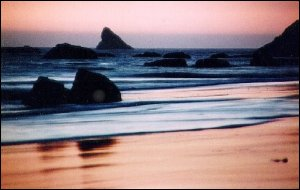Harris Beach, Brookings, Oregon