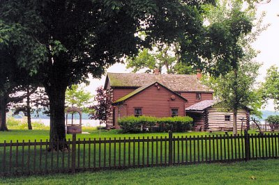 Joseph Smith's Nauvoo House (The Homestead)
