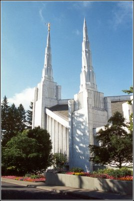 Portland Oregon Temple