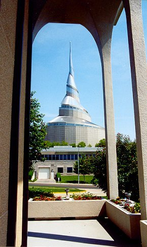Temple of the Reorganized Church of Jesus Christ of Latter Day Saints, now known as Community of Christ